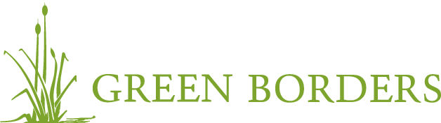 Green Borders Logo